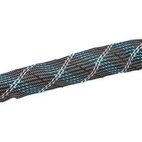 ABUS IvyTex 7210 Kettingslot, zwart/grijs